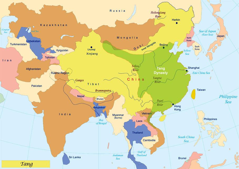 tang map