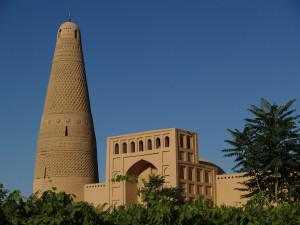 Emin Mosque, Turpan, Silk Road Xinjiang