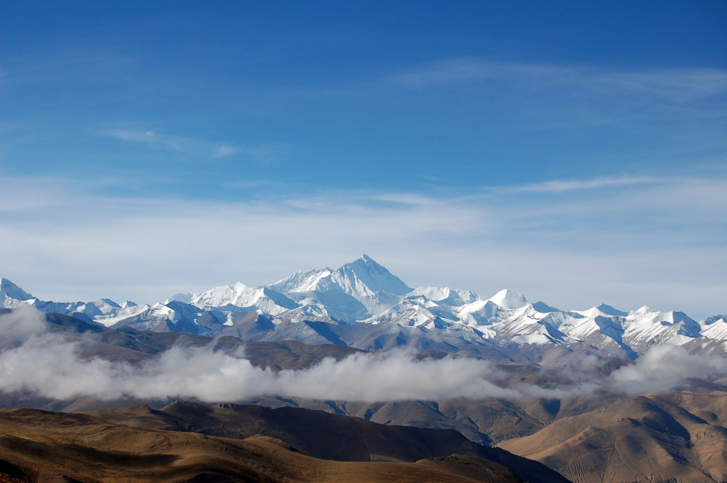 Part of the Qinghai-Tibetan Plateau