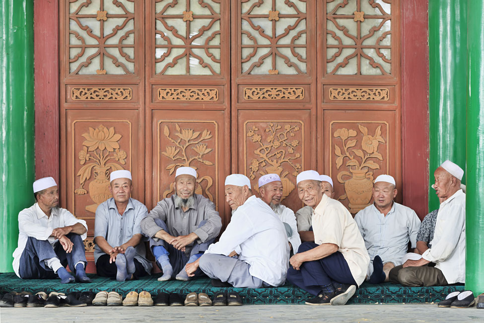 shutterstock_108318257 Ningxia, Hui is one of the 56 ethnic groups in China